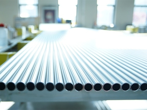 stainless steel seamless BA tube